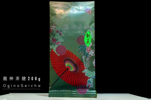 【2021新茶】龍神茶健 200g(新茶)